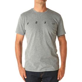 Fox Agent Airline Shortsleeve T-Shirt Men heather dark grey